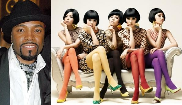 Producer Teddy Riley Tweets Criticism of Wonder Girls