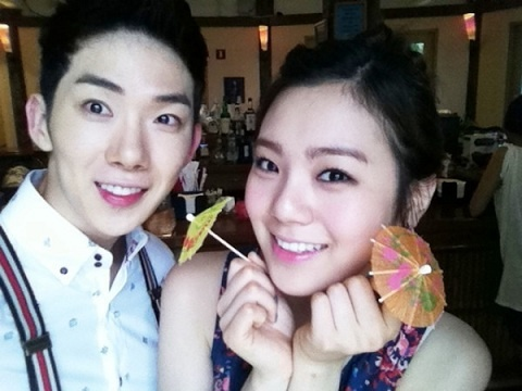 "Jo Kwon Releases Photos Taken in Saipan with ""All My Love"" Cast Members"