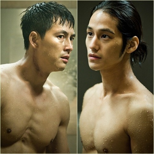 Jung Woo Sung Captivates Viewers with Crazy Eyes