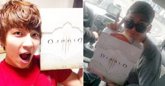 U-Kiss Criticized for Asking Fans to Gift Diablo 3