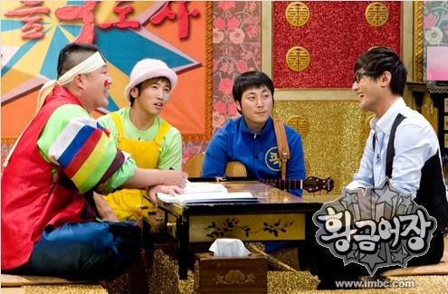 Kangta: I'm Most Envious of The Fighting Shinhwa