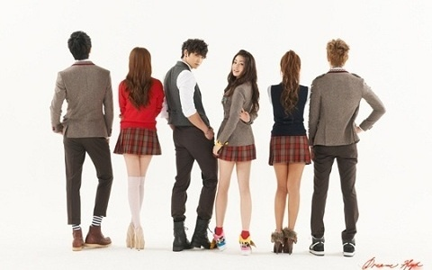"""""""Dream High 2"""" Releases New Poster Featuring Two New Members"""