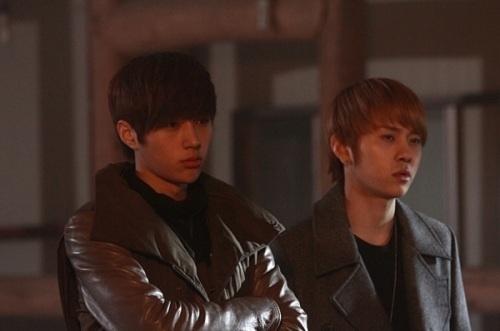 "BEAST's Yong Junhyung and Infinite's L to Cameo on SBS ""Salamander Guru and the Shadows"""