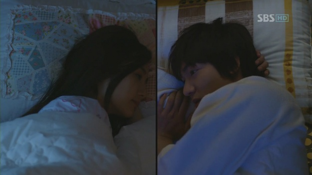 City Hunter: Lee Min Ho & Park Min Young No Touch Contract
