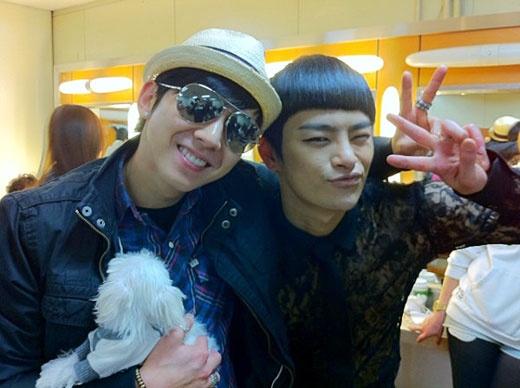 Seo In Gook Denies Gay Rumors