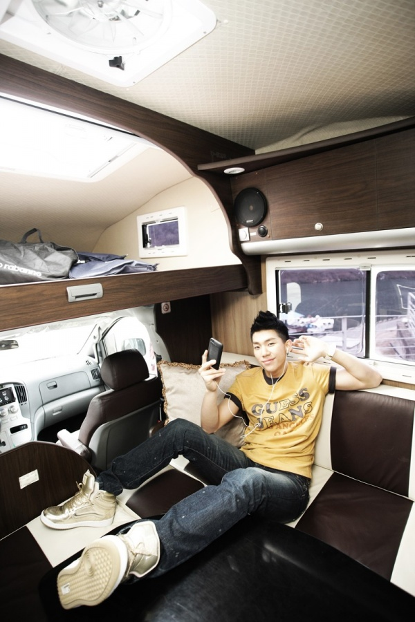 """""""Let's Go Pusan!"""" Camping Story (ZE:A)"""