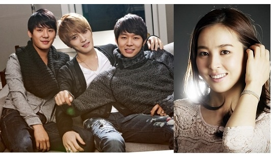 JYJ and Han Hye Jin to Attend Asian Dream Cup
