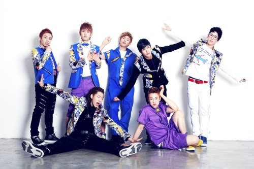 Block B Makes it on the Charts; Also Store Info for International Fans