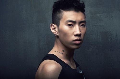 """Jay Park's """"New Breed"""" Tops Hanteo Charts"""