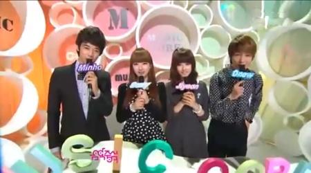 MBC Music Core 01.29.11