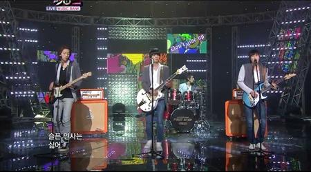 KBS Music Bank 04.08.11