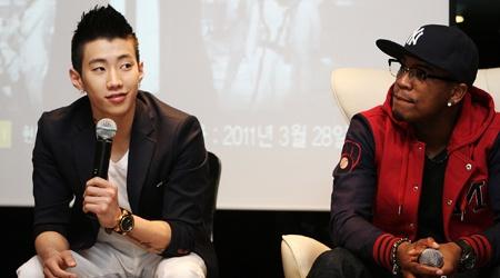 Jay Park & Ne-Yo Teamed Up to Inspire Aspiring Musicians