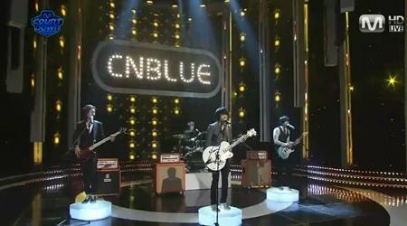 Mnet M! Countdown 03.31.11