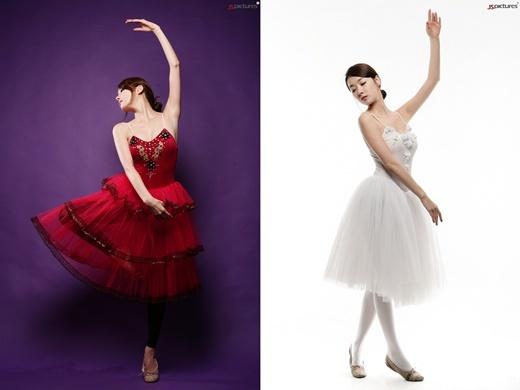 """""""Heartstrings'"""" So Yi Hyun Reveals Ballerina Photos"""