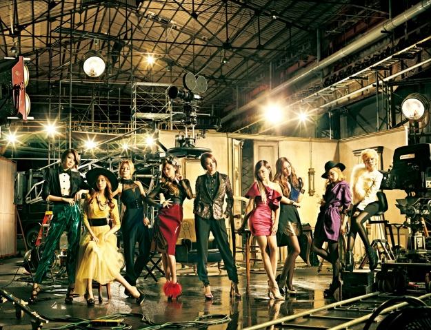 "Girls' Generation Releases MV Teaser for ""Time Machine"""