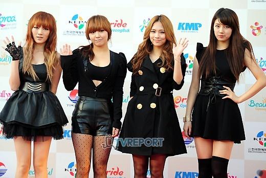111003 miss A @ Hallyu Dream Concert red carpet