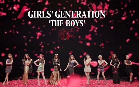 """Eat Your Kimchi Reviews SNSD's """"The Boys"""" MV"""