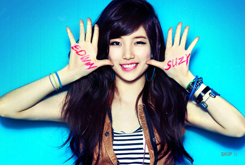 Male Stars Have to Go through miss A Suzy to Succeed?!