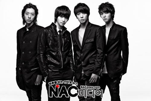 Artist Of The Month – CN BLUE