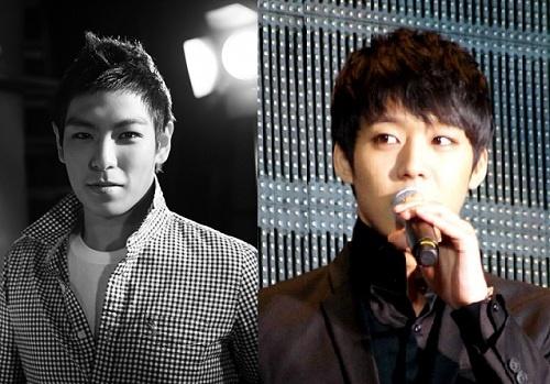 JYJ Yoochun and Big Bang T.O.P Win Rookie/Popular Awards at Baek Sang Arts Awards