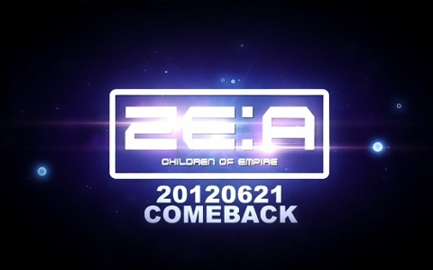 ZE:A Releases Teaser for Their June Comeback