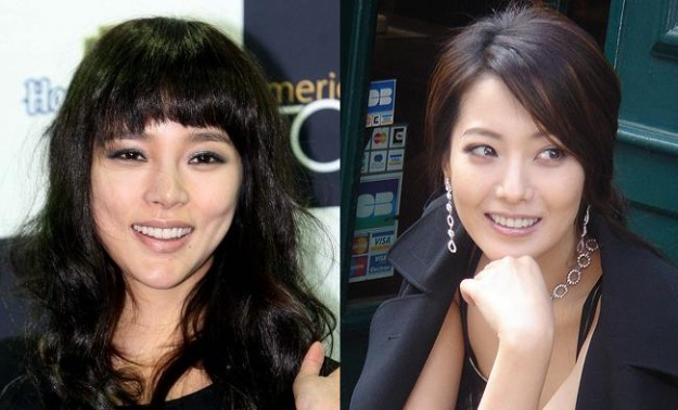 Park Si Yeon and Kim Hee Sun Show Off Perfect Beauty at MAMA's After Party
