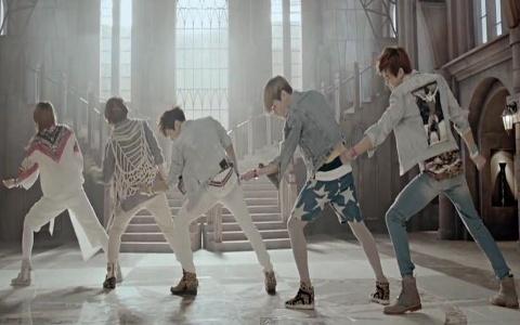 Weekly K-Pop Music Chart 2012 – April Week 2