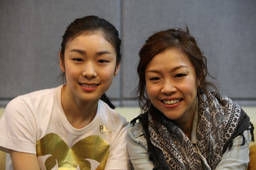 Kim Yuna and Park Jung Hyun to Produce Special Song for 2018 Pyeong Chang Winter Olympics