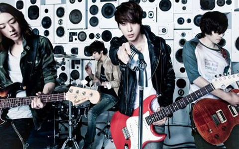 CNBlue lands Endorsement Deal with Olive Young