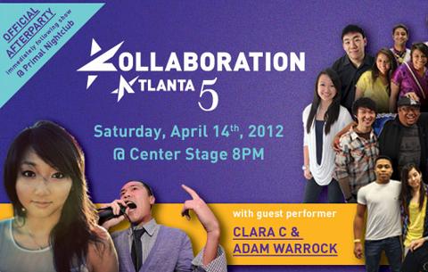 KOLLABORATION Kicks Off Atlanta Showcase & Soompi Partnership