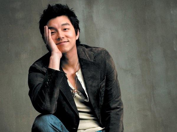 "Gong Yoo, Sweet Transformation for ""Mango Six"""