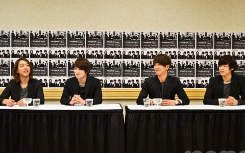 [Exclusive] Soompi's Interview with FTISLAND & CNBLUE (Part 2)
