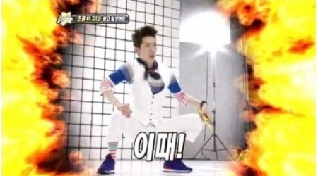 Jo Kwon's Pants Get Ripped Apart While Dancing