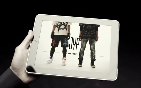 "JYP Releases Second Teaser for ""JJ Project"""