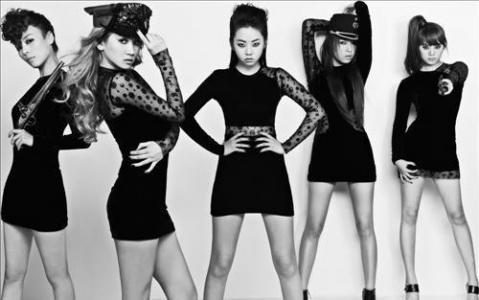 "The Wonder Girls to Debut in Japan with ""Nobody"""