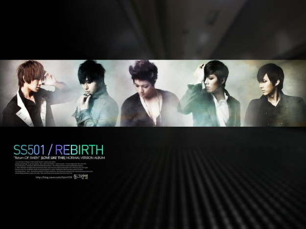 SS501 wallpapers