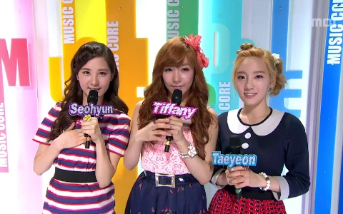 MBC Music Core 03.31.12