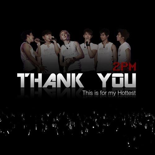 2PM Shows Their Thanks Through Song