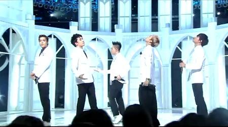 SBS Inkigayo 04.17.11