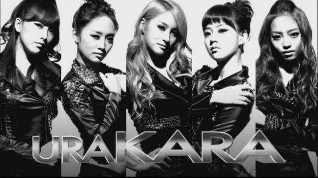 Kara is the No.10 Idol Group who Appears on Japanese TV the Most