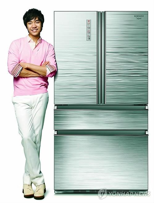 Korean Consumers' Favorite Celebrity TV Model?