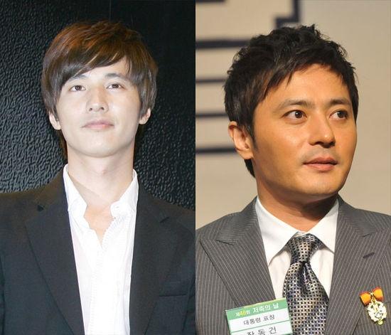 north-koreans-imitating-won-bin-and-jang-dong-gun_image