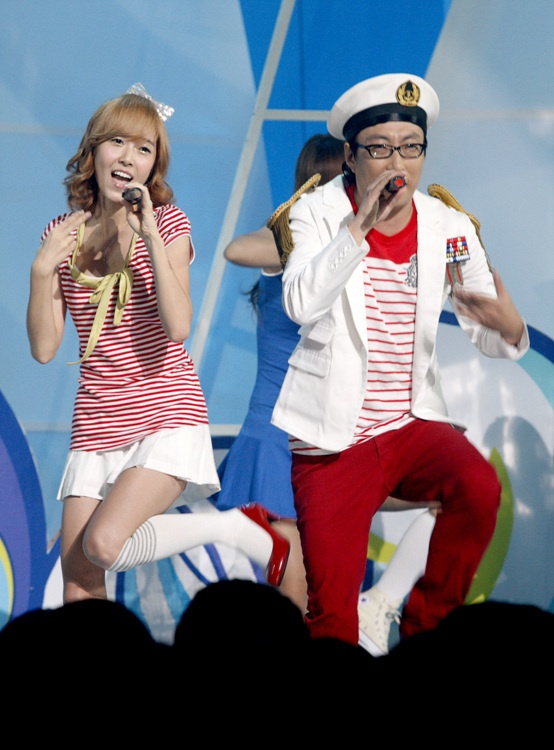 """Why Was Park Myung Soo Upset at Girls Generation's Jessica During Their """"Cold Noodle"""" Days?"""