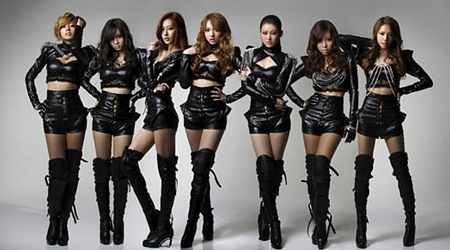 Teddy Riley's International Girl Group RANIA's Debut Showcase