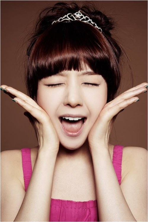 """Girl's Day's Minah Cast for Her First Film, """"Holly and Wannie"""""""