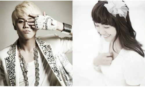 BEAST's Yoseob and A Pink's Eunji Cozy Up for White Day Duet