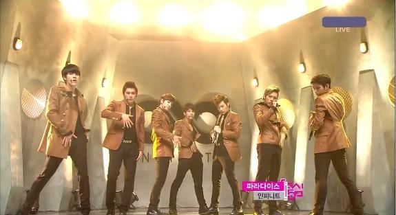 SBS Inkigayo 10.09.11