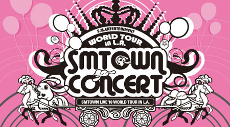 Win Tickets to the SMTOWN LIVE 2010 WORLD TOUR Concert in Los Angeles!