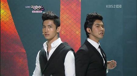 KBS Music Bank 01.07.11