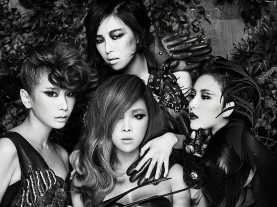 "Brown Eyed Girls Sweep the Charts with ""Sixth Sense"""